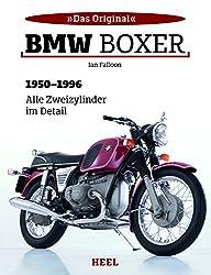 BMW Boxer: 1950-1996 - Alle Zweizylinder im Detail (Das Original)