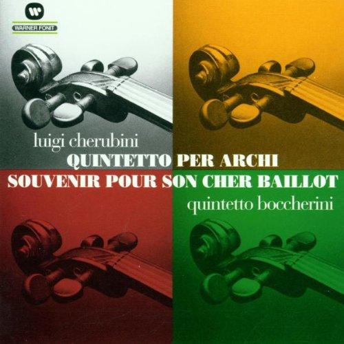 Preisvergleich Produktbild Streichquintett in e-moll / String Quintet in E minor / Quintetto per Archi / Souvenir pour son cher Baillot