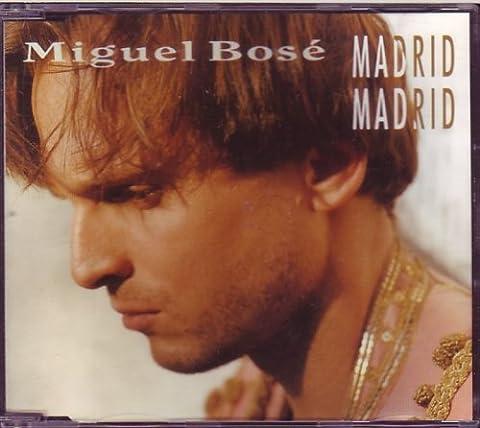 Miguel Bose Madrid - Madrid Madrid 3-track jewel