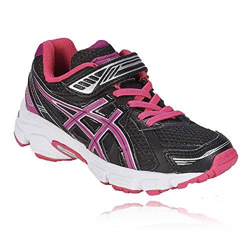 Asics Running Pre Galaxy 7 Ps, chaussures mixte adulte Noir