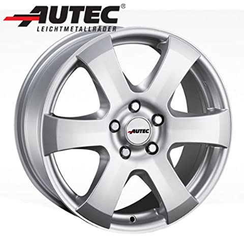 Jante autec bALTIC honda accord tourer cM1 teinte brillantsilber 6,5 x 15