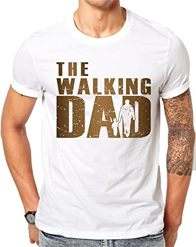 The walking dad ( large , white )