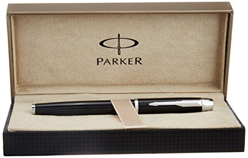 Parker IM Metal Black CT Fountain Pen  available at amazon for Rs.1300