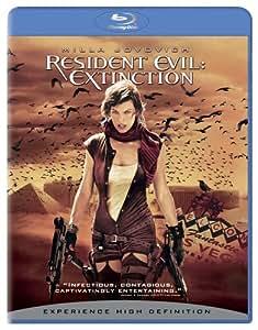 Resident Evil: Extinction [Blu-ray] [Import anglais]