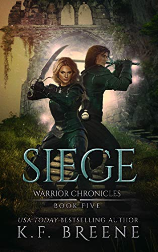 Siege (The Warrior Chronicles Book 5) (English Edition) -