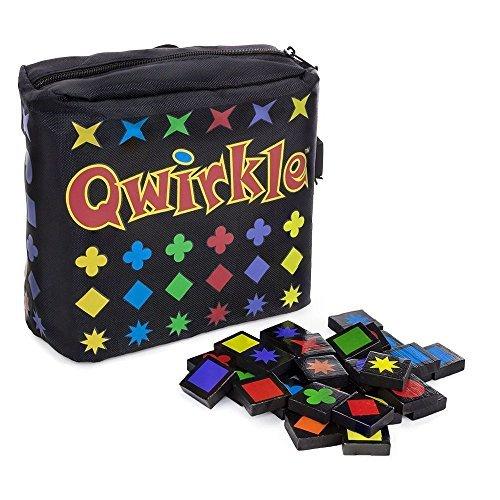MindWare 0736970521329 Qwirkle Game - Travel Size