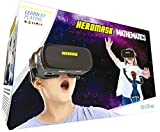 Visore VR Realta Virtuale + Gioco educativo bambini [Operazioni Matematica e calcolo mentale]. Regalo Originale per bambino 5 6 7 8 9 10 11 12 anni [Natale - Compleanno] Occhiali Realtà Virtuale
