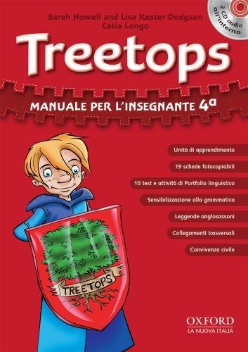 TREETOPS: MANUALE PER L'INSEGNANTE 4A.