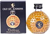Old St. Andrews Golfball Clubhouse Whisky 5 cl