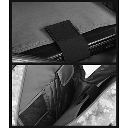 AMOS Outdoor-Umhängetasche Bergsteigen Tasche Student weiblich Schulter Computer Tasche Reise Herren Rucksack Reisebeutel Tarnungsbeutel 50L ACU camouflage