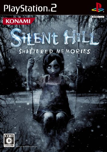 Silent Hill Shattered memories PS2 (Importación japonesa)