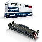 Print-Klex Kompatible Tonerkartusche für HP Color LaserJet CM 2320 CI MFP Color LaserJet CM 2320 EB MFP Color LaserJet CM 2320 EBB MFP CC530 CC 530A HP 304A Black Schwarz