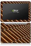 Samsung Galaxy Tab 10.1 Case Skin Sticker aus Vinyl-Folie Aufkleber Dachziegel Ziegel Look Muster