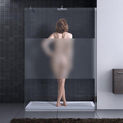 Duschwand Bremen1MS teilsatiniert