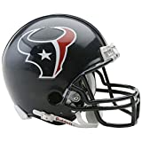 Houston Texans Mini Official Riddell NFL Helmet