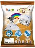 Bpro - Bolsas de almacenaje al vacío para ropa, edredones o almohadas...