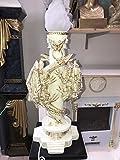 Medusa Lampe Stehlampe Drachen Lampe Stehlampe Stehleuchte Lampe Drachenfigur Figuren der Antike 6820 /// K108 /// TOP ANGEBOT SOLANGE VORRAT REICHT