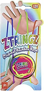 fun Ztringz Cuerda - Juegos y Juguetes de Habilidad/Activos (Cuerda, Multicolor, Nylon, 5 año(s), Niño/niña, Ampolla)