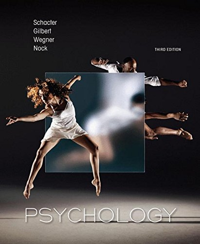 Psychology: 3rd Edition