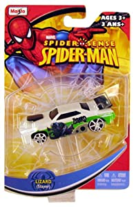 Burago / Mc Groupe France - Coche de juguete Spiderman (A1201172) (Surtido)