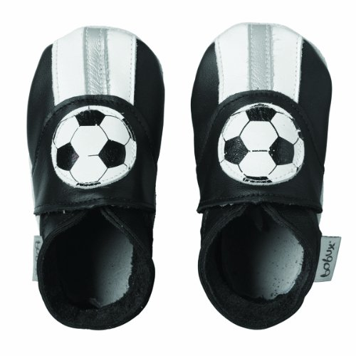 Bobux - BB 3792 M - Soccer Ball Black - Taille M