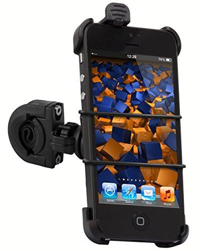 mumbi-Fahrradhalterung-iPhone-SE-5-5S-TwoSave-doppelt-gesichert-fr-Motorrad-und-Fahrrad-Halterung