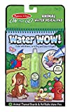 Melissa and Doug Water Wow Coloring Book Animals