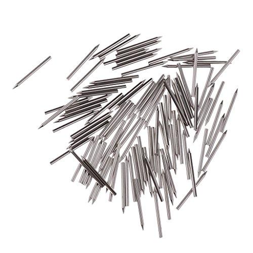Homyl 1 Satz Klavier Reparatur Center Pins für Klavier Action - Ersatzteile Zubehör - 1,2 mm -