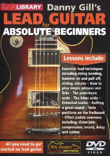 danny-gills-lead-guitar-for-absolute-beginners-reino-unido-dvd