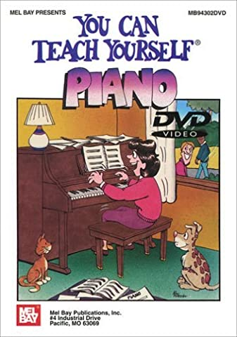 You Can Teach Yourself Piano [DVD] [NTSC]
