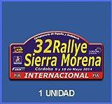 Ecoshirt VP-W2S6-WR4Q Pegatinas Stickers 32 Sierra
