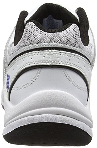 K-swiss Vendy Ii Omni, Zapatos De Hombre Blanco (blanco (blanco / Azul Marino 109))