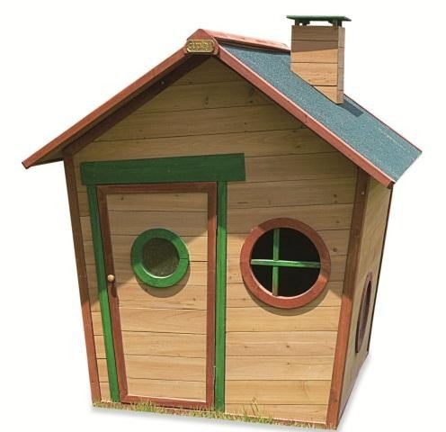 Kinderspielhaus JOHANN - Spielhaus aus Holz