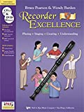 W52S - Recorder Excellence Enhanced Version Book/CD/DVD - Student Edition