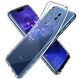Spigen Coque Mate 20 Lite, [Liquid Crystal] [Transparente Souple Flexible] Coque Résistante, Anti Rayure, Coque Etui Housse pour Huawei Mate 20 Lite (L35CS25066)