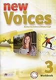 New Voices 3 Zeszyt cwiczen wersja podstawowa