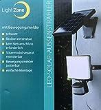 LED-Solar-Außenstrahler
