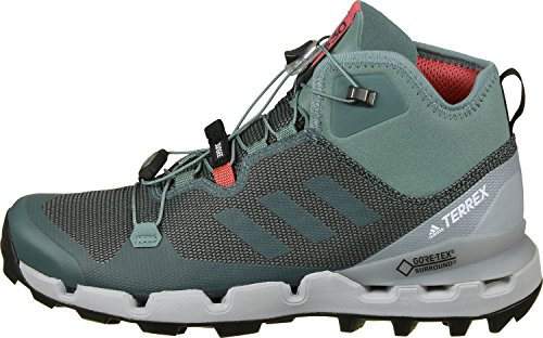 Adidas verde Desempenho Multifuncionais Sapatos Verde Acevap Senhoras Rostac Acevap rXP5r