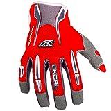 O'Neal Revolution MX Handschuhe Rot Motocross Offroad Enduro MTB DH FR, 0384R-6, Größe X-Large
