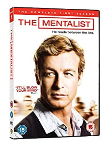 The Mentalist Season 1 [DVD] [2010]