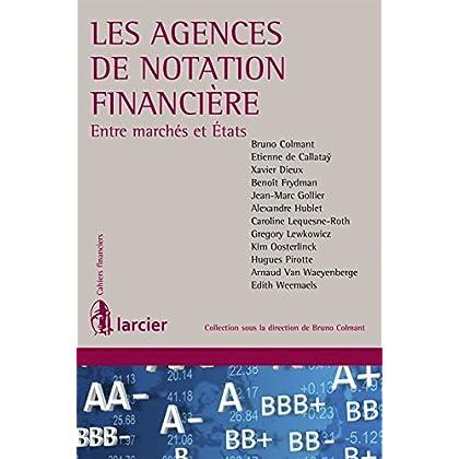 Les agences de notation financière (Cahiers financiers)