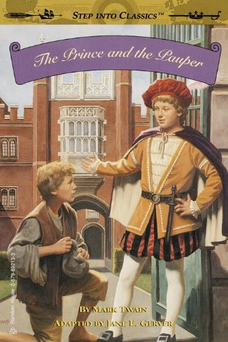 The Prince and the Pauper (A Stepping Stone Book(TM)) (English Edition)