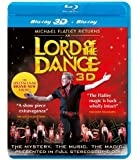 Michael Flatley Returns as Lord of the Dance 3D [Blu-ray 3D + Blu Ray]
