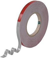 Bapna Two Sided Pressure Sensitive Acrylic Foam Tapes 10 Mm Width X 6 Meter