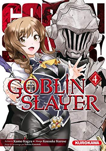 Goblin Slayer Edition simple Tome 4