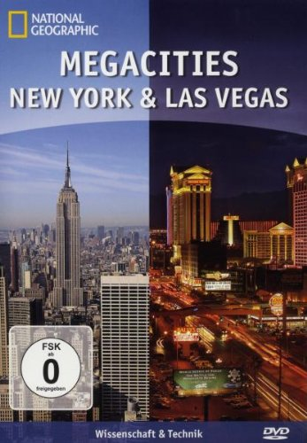 National Geographic Megacities: New York & Las Vegas