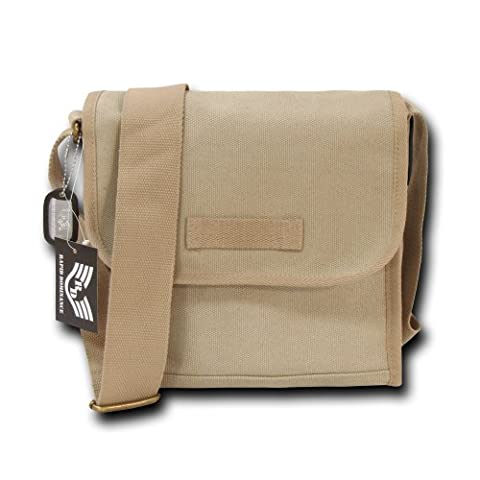 Rapiddominance Heavy Weight Field Bag, Khaki