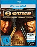 6 Guns - Unrated Edition [3D Blu-ray] [Special Edition]