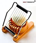 Hard-cooked eggs can be served whole or they may be cut and sliced.An egg cutter can be used to prepare evenly sliced sections that can be used in salads or as a garnish for a variety of recipes. The egg cutter is a tool that consists of a tray that ...