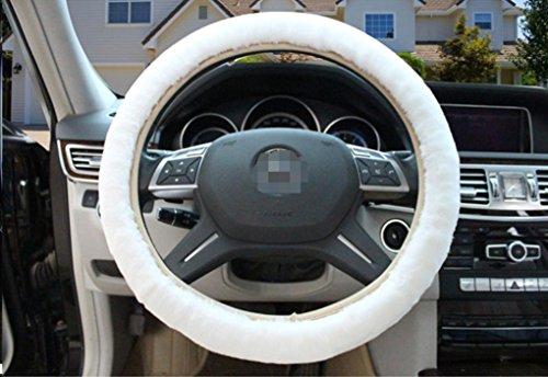 AMYMGLL Auto-Lenkrad setzt die allgemeinen Sätze von Wolle fünf Autos GM vier Jahreszeiten 11 Farbwahl , 3 , 38cm - 1472/3 Auto